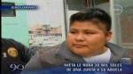 Mujer robó los S/.30 mil que su abuela había reunido en una junta - Noticias de katia kalma