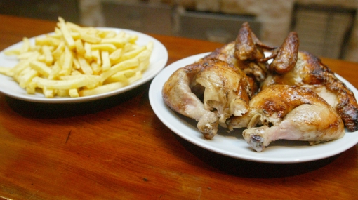 OPINA: ¿Cómo utilizas las sobras del pollo a la brasa?