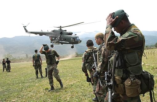 Sendero Luminoso mató a dos militares y dejó otros dos heridos en el VRAE