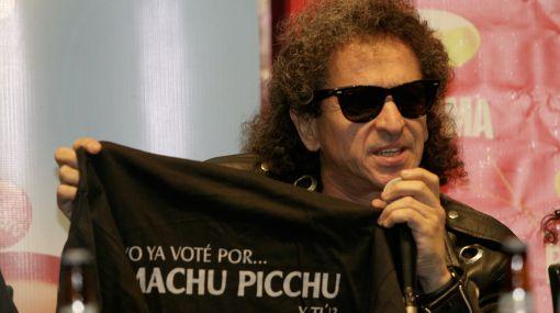 Líder de El Tri volverá a visitar Machu Picchu por cuarta vez