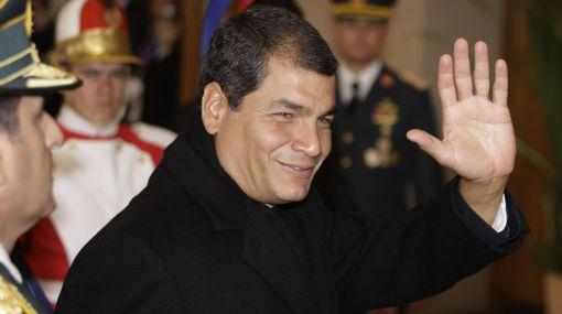 """Rafael Correa ganó juicio contra diario ecuatoriano """"El Universo"""""""