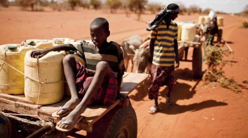 """ONU: hambruna que golpea a África por la sequía """"no será corta"""""""
