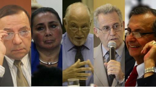 Conoce el perfil de los ministros anunciados para integrar primer gabinete de Humala