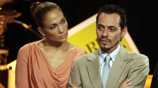 Marc Anthony rogó pero J.Lo era infeliz con él, reveló la prensa