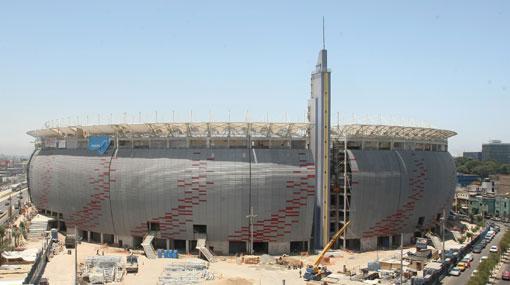 Federaciones deportivas volverán al Estadio Nacional en setiembre