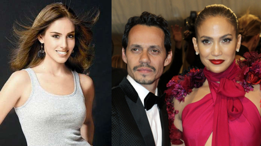 Conoce a la mujer que podría haber causado la ruptura entre Marc Anthony y J.Lo