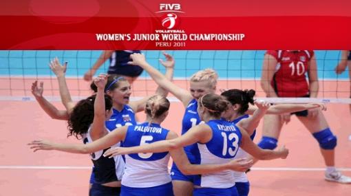 Mundial Juvenil de Vóley: mira los resultados de los partidos de hoy