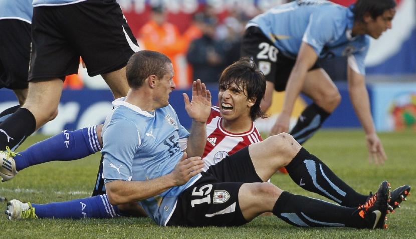 FOTOS: el éxtasis uruguayo al lograr el título de la Copa América