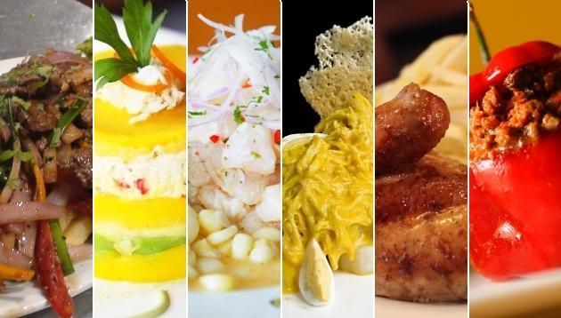 OPINA: ¿Cuál es el plato de comida que mejor representa al Perú?