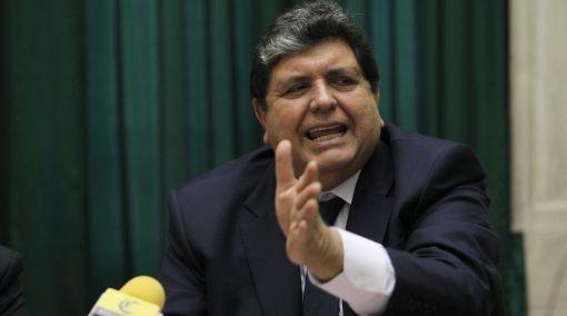 Caso BTR: Alan García declarará por 'chuponeo' el 12 de agosto