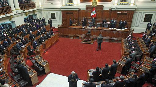 Comisión Especial de Seguridad Ciudadana elige hoy a su presidente
