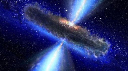 Científicos hallan en el espacio la mayor reserva de agua del universo