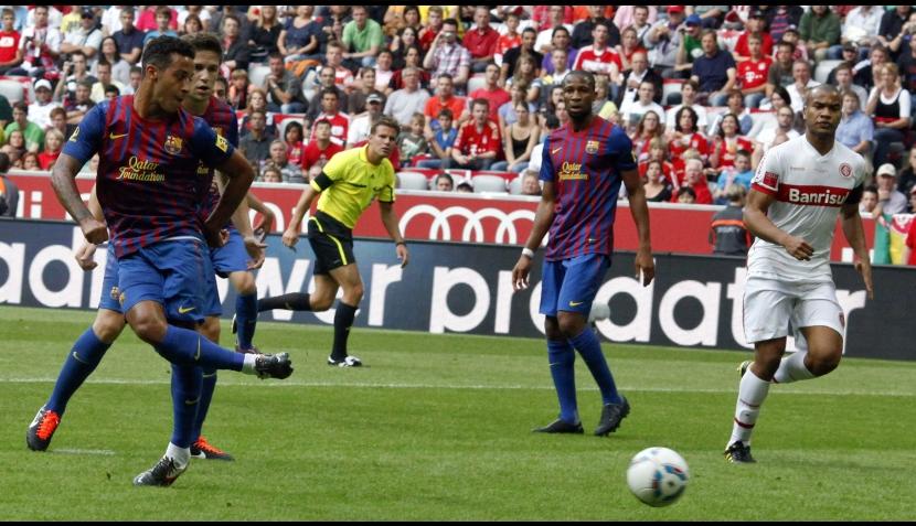FOTOS: Barcelona y Bayern Múnich se enfrentarán en una final