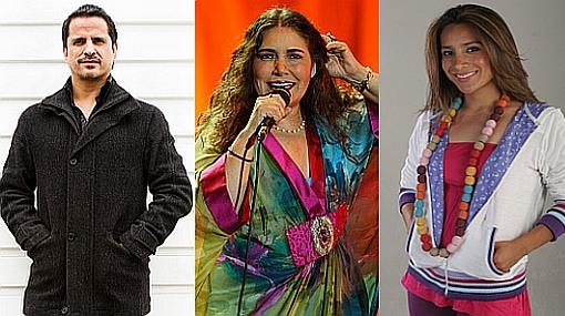 Marca Perú: Tania Libertad, Damaris y Jaime Cuadra serán embajadores