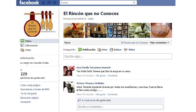 Chefs y artistas le dieron el último adiós a Teresa Izquierdo en las redes sociales
