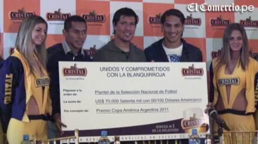 """Paolo Guerrero: """"Nos merecemos estar en los primeros puestos"""""""