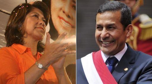 """Martha Chávez desconoce a Humala: """"No ha jurado, es una persona de facto"""""""