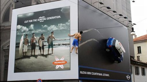 Las vallas publicitarias más creativas en el mundo