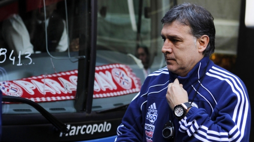Gerardo 'Tata' Martino renunció a la selección de Paraguay