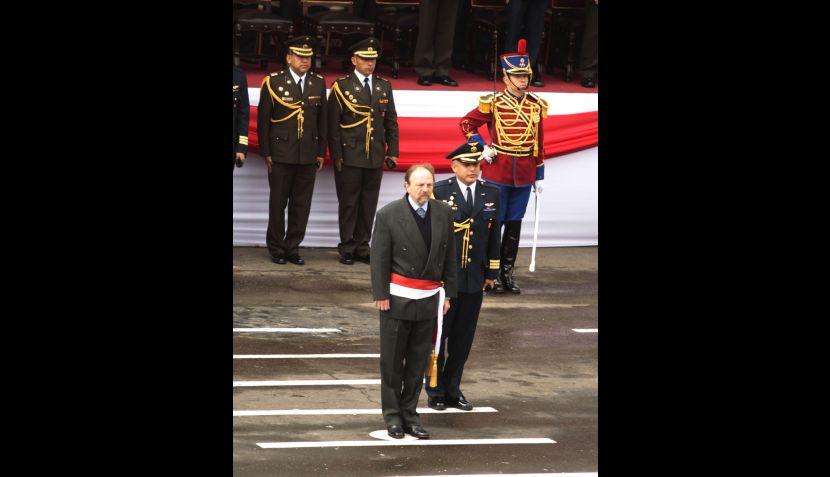 FOTOS: Gran Parada y Desfile Militar, una muestra de energía y patriotismo