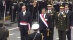 Concluyó la Gran Parada y Desfile Militar por Fiestas Patrias - Noticias de desfile militar