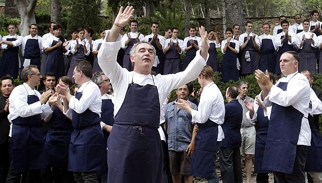 El Bulli cierra hoy: la última cena será preparada por los mejores chefs del mundo