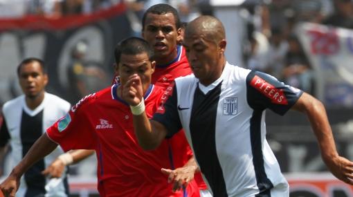 Alianza Lima se trajo un punto de Moyobamba ante Unión Comercio