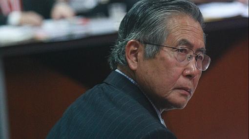El TC verá el jueves hábeas corpus de ex presidente Alberto Fujimori