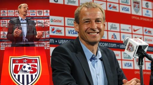 """Klinsmann: """"Hacen falta diez Landon Donovan en distintas posiciones"""""""
