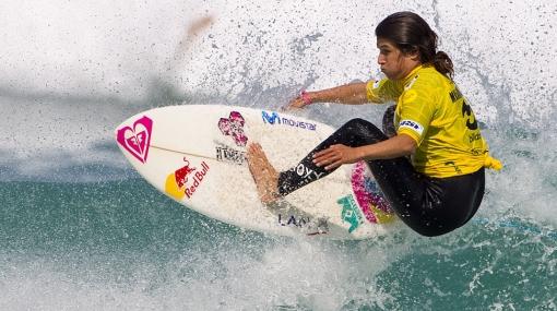 Sofía Mulanovich clasificó a octavos de final en torneo en España