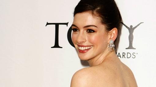 Anne Hathaway confesó que le hubiera gustado ser cocinera