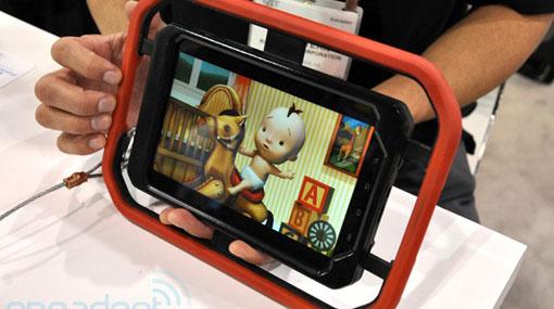 Vinci, la tablet casi indestructible especial para bebes