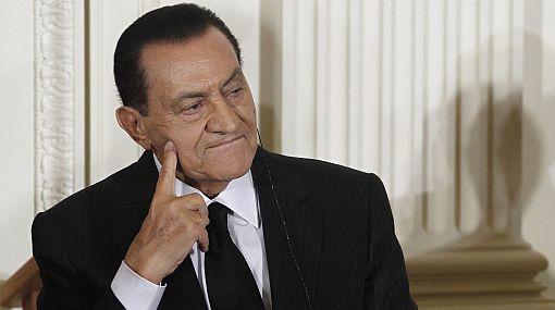 Egipto: sentencia contra Mubarak se conocerá el 2 de junio