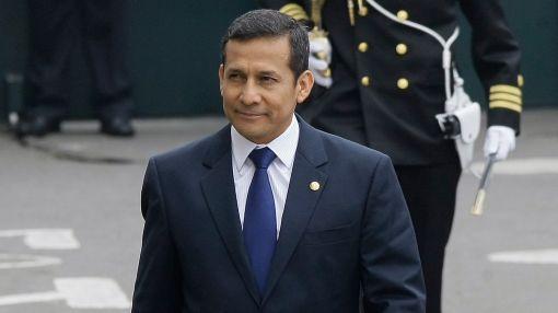 Humala invoca a diplomáticos a trabajar por la transformación social