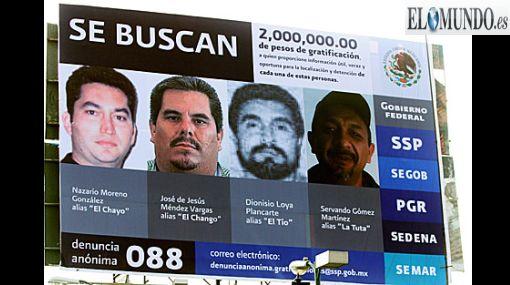 México: un 'narcoprofesor' recibe sueldo del Estado