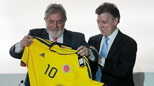 Lula admitió que desconfiaba del ex presidente Álvaro Uribe