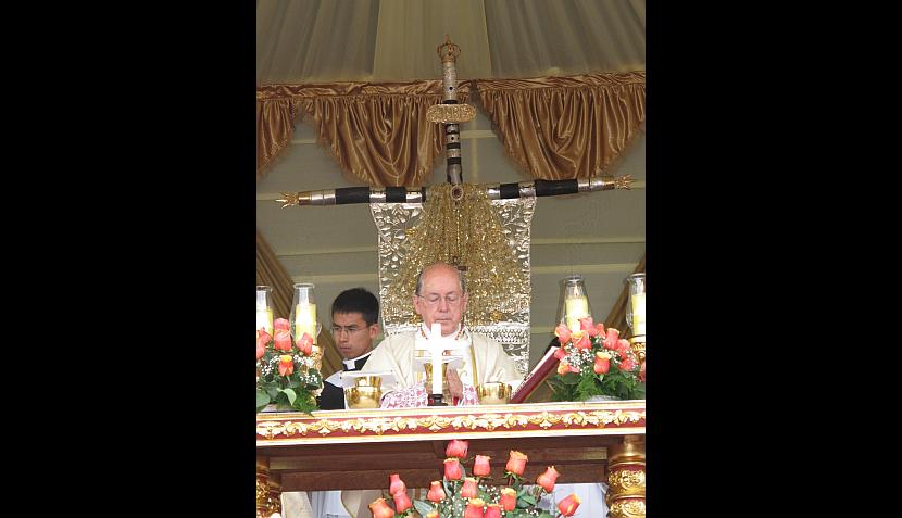 FOTOS: Cruz de Motupe fue venerada en día central de celebraciones