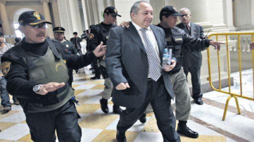 Rómulo León y Alberto Quimper no asistieron a juicio de BTR