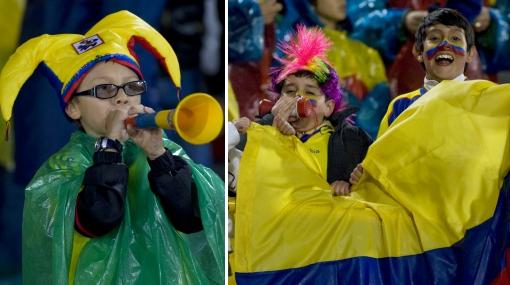 Mundial Sub 20: Colombia no quiere saber nada con las vuvuzelas