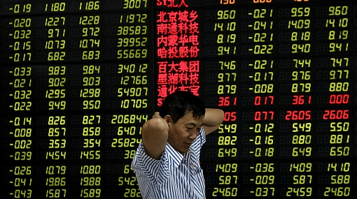 Bolsas de valores del mundo se desploman tras rebaja de deuda en EE.UU.