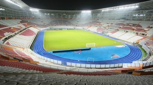 Per ante bolivia y paraguay en el estadio nacional se for Puerta 9 del estadio nacional de lima