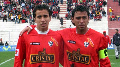 A propósito de Franco Navarro Jr.: cinco padres e hijos que jugaron en el mismo equipo