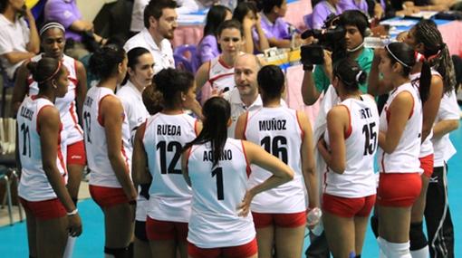 Cuarta derrota: Perú cayó ante China en el Grand Prix de vóley