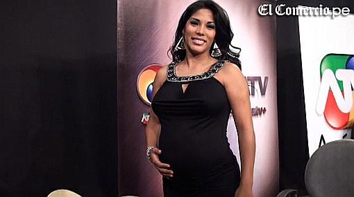 Con seis meses de embarazo, Karen Dejo replantea metas en su vida