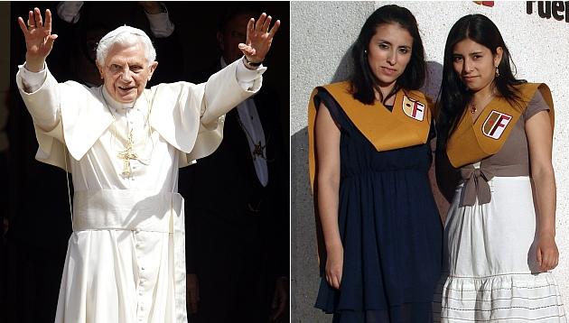 Jóvenes compatriotas cocinarán para el Papa Benedicto XVI