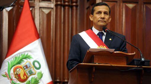 Encuesta de El Comercio: Humala inicia gobierno con 55% de aprobación