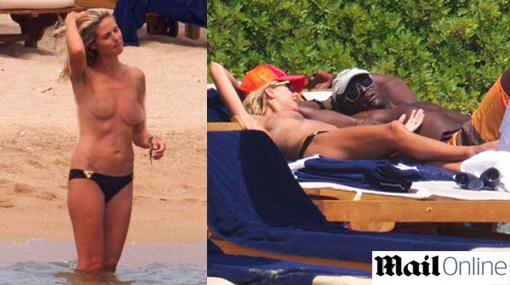 FOTOS: los 'topless' veraniegos más recordados de las estrellas
