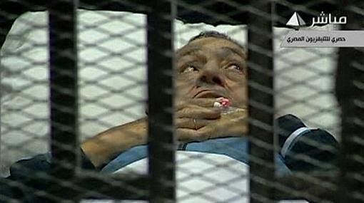 Juicio de Hosni Mubarak es aplazado hasta el 5 de setiembre