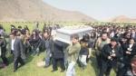 Fotógrafo Ivo Dutra fue enterrado ante clamor de justicia - Noticias de luis quispe candia
