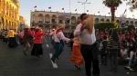 Mándanos tus fotos de la celebración por los aniversarios de Arequipa y Huánuco - Noticias de templo de kotosh